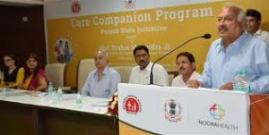 Punjab launches flagship 'care companion programme' scheme