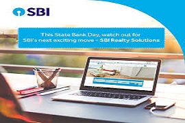 SBI launches realty website 'SBI-Realty' to facilitate home buyers.jpg