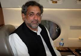 Shahid Khaqan Abbasi declared as interim Pakistan Prime Minister