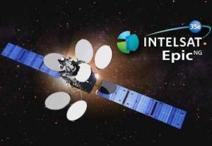 SpaceX Launches Super-Heavy Intelsat 35e Satellite