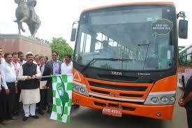 Tata Motors develops first Bio-Methane Bus