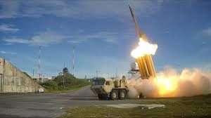 U.S. Successfully shoots down IRBM target with THAAD