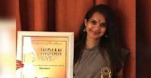 Writer Preeti Shenoy bags Indian of the Year award