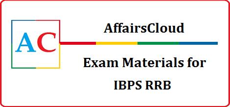 IBPS RRB Exam Material