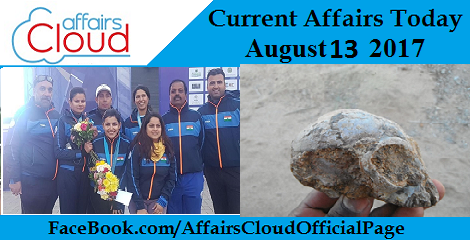 Current-Affairs-Today-August-13-2017