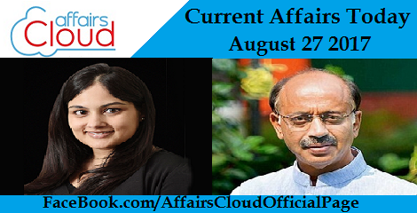 Current-Affairs-Today-August-27-2017