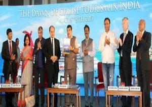 Dawn of cruise tourism in India inaugurated in Mumbai