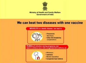 Government launches second phase of Measles-rubella vaccination campaign