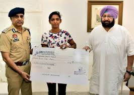 Harmanpreet Kaur appointed as DSP by Punjab Government