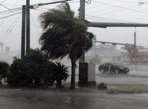 Hurricane Harvey strikes USA