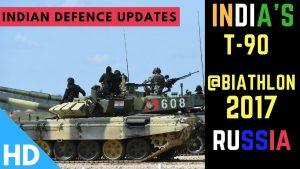 Indias T90