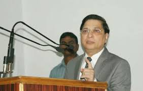 Justice Dipak Misra appointed as 45th Cheif Justice of India