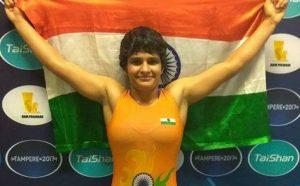 Manju Kumari and Veer Dev Gulia wins bronze in Junior World Wrestling Championships
