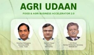 Second AGRI UDAAN program launched in Delhi