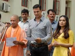 UP CM makes Akshay Kumar the new brand ambassador of Swachh Bharat Mission