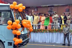 UP Government launches Namami Gange Jagriti Yatra