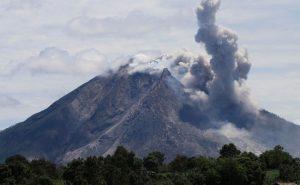 largest volcanic region