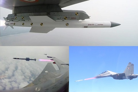 Astra air-to-air missile