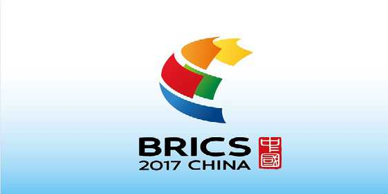 BRICS logo 2017