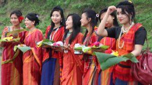 Chakma, Hajong refugees
