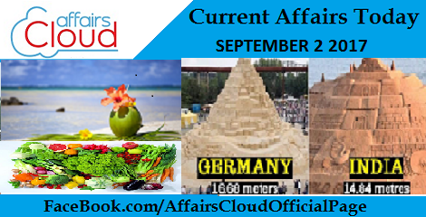 Current-Affairs-Today-september-2-2017