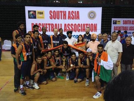 India wins 2ndSABA U-16 Championship