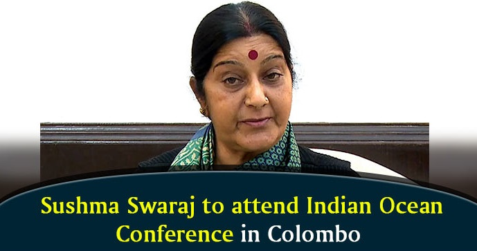 Indian Ocean Conference held in Colombo