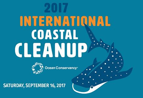 International Coastal Cleanup 2017