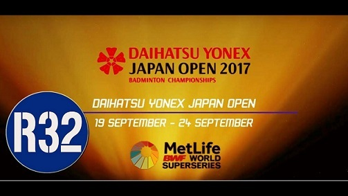 Japan Open 2017 Badminton Championship