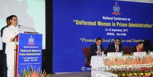 National conferrence uniformed women