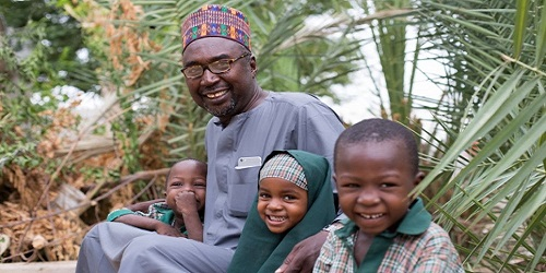 Nigerian lawyer Zannah Mustapha gets top UN peace prize
