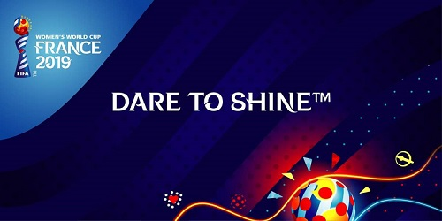 Official emblem and slogan for FIFA Women's World Cup 2019 unveiled