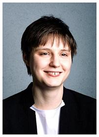 Swiss professor Maryna Viazovska