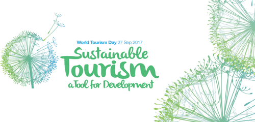 World Tourism Day - 27 September 2017