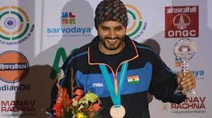 Amanpreet wins bronze at ISSF World Cup Final