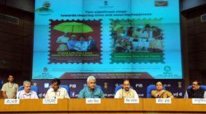 Department of Post launches Sampoorna Bima Gram Yojana