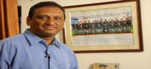 Former BCCI GM M.V. Sridhar passes away
