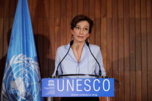France's Audrey Azoulay to be next UNESCO chief