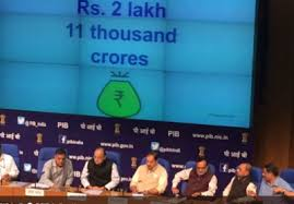 Government to infuse Rs 2.11 lakh crore into PSU banks over 2 years