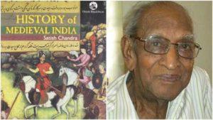 Historian Satish Chandra passes away at 95
