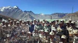 ITBP gets GSAT-6 communication satellite to monitor Chinese border