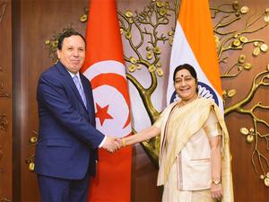 India, Tunisia agrees to combat terror, extremism