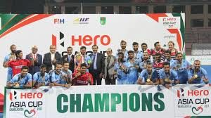 India beat Malaysia to win its 3rd Hockey Asia Cup title