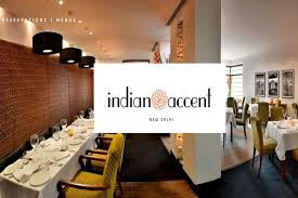 Indian Accent features in Asia's top 10 restaurants