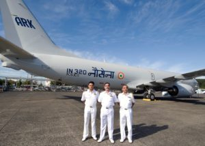 Indian Navy aircraft P81