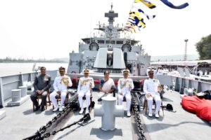 Indigenously built Anti-Submarine Warship INS Kiltan commissioned into Navy