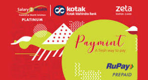Kotak Mahindra Bank launches Paymint