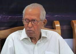 M K Sanu chosen for Mathrubhumi Literary Award