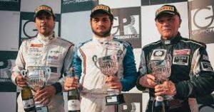 Mahaveer Raghunathan becomes first Indian to claim European racing title