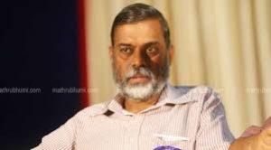 Noted Novelist T D Radhakrishnan - Vayalar Award